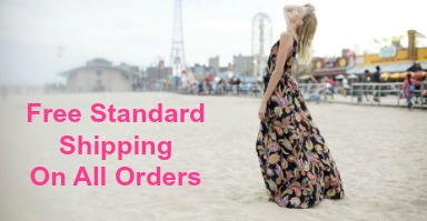 free standard shipping at helen ainson