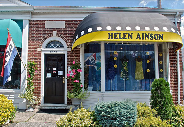 Helen Ainson Store Front