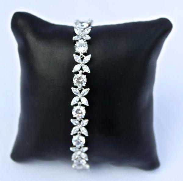 Diamond XO bracelet1
