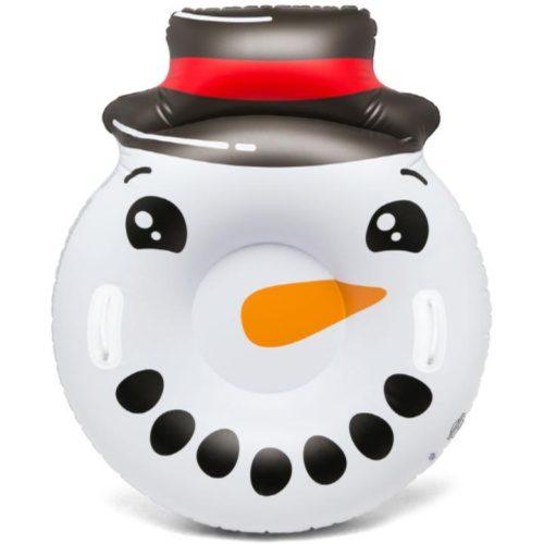 Round Snowman Face Snow Tube
