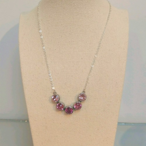 Geo #2 necklace 76026
