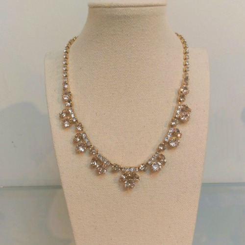 swarovski necklace, jewelry