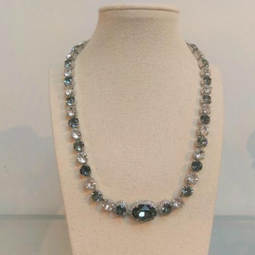 Creations Georgianni Swarovski Necklace