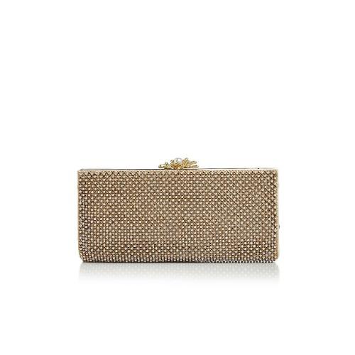 sondra roberts handbag 1049d beige