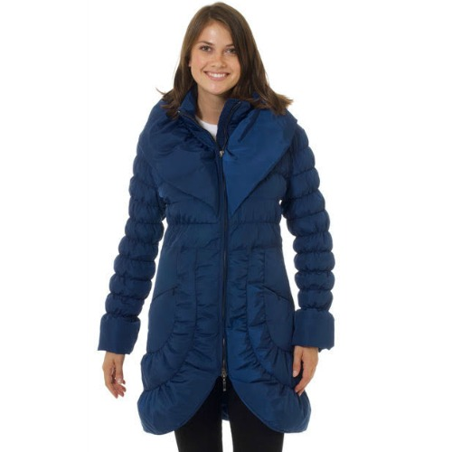 Ciao Milano Coco Shawl Collar Puffer Jacket