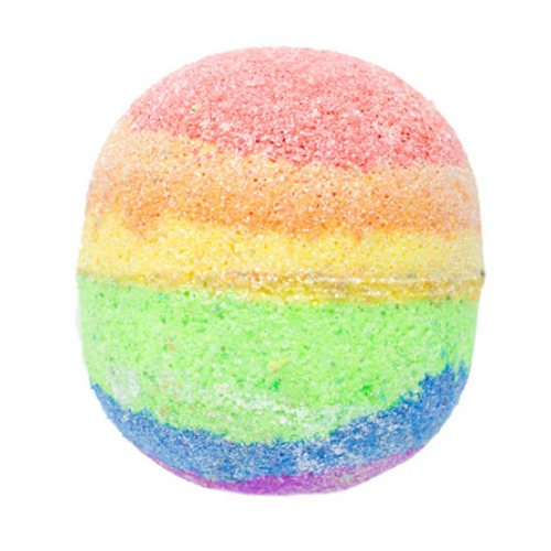 Multi Colored Fun Bath Bombs