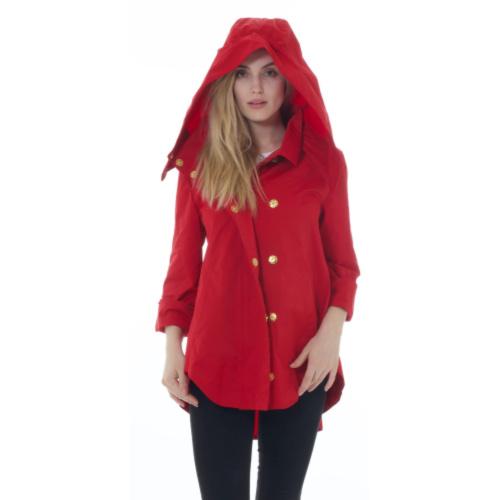 Ciao Milano Savina Rain Jacket