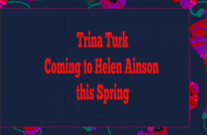 Trina Turk Coming this Spring