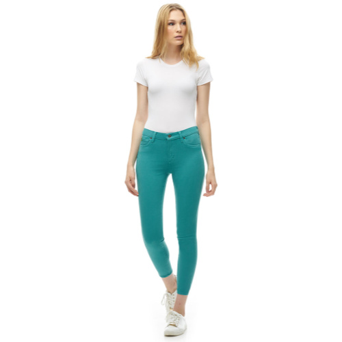 Second Yoga Rachel Skinny Jeans Orchid