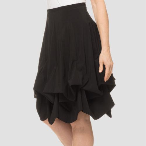 Joseph Ribkoff Balloon Hem Skirt