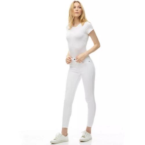 Yoga Jeans Rachel White Ankle