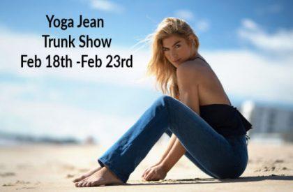 Yoga Jean Trunk Show