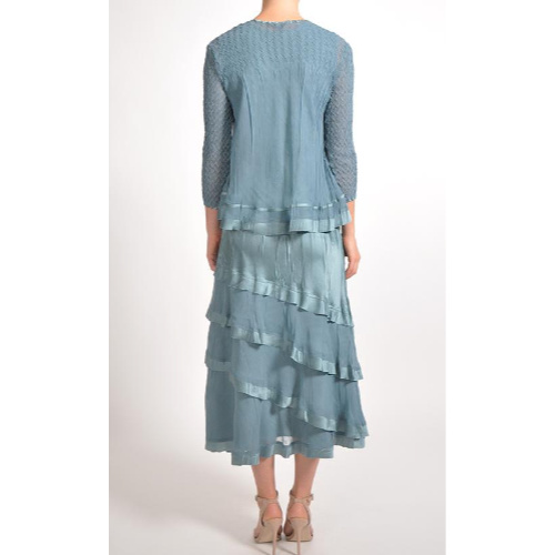Komarov 2PC Dress/Jacket Set