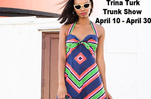 Trina Turk Spring Trunk Show