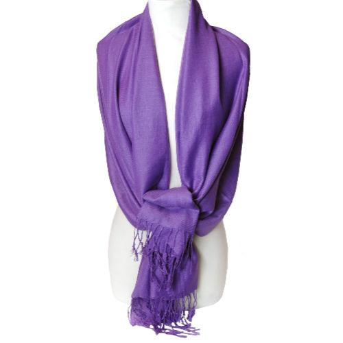 pashmina purple man
