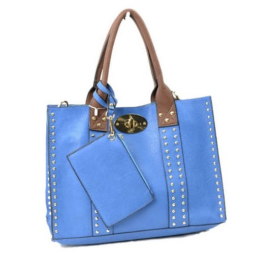Studded Handbag in Many Colors
