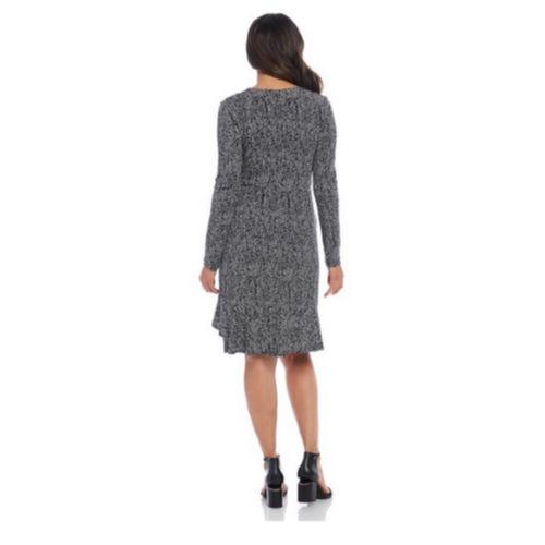 Karen Kane Long Sleeve Sienna Dress