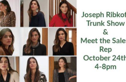 Joseph Ribkoff Sneak Peak & Meet The Sales Rep