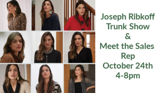 Joseph Ribkoff Sneak Peak & Meet The Sales Rep