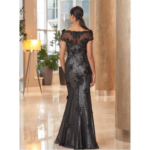 Daymor Shimmering Gown