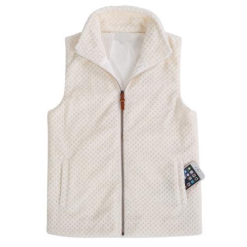 Pineapple Textured Vest