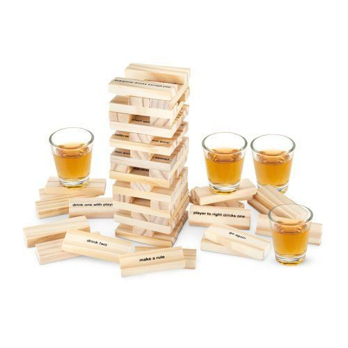 True Brands Stack Group Drinking Game