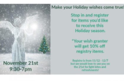 Make Your Holiday Wishes Come True