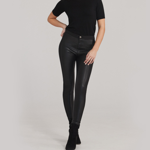 Second Yoga Vegan Leather Pant