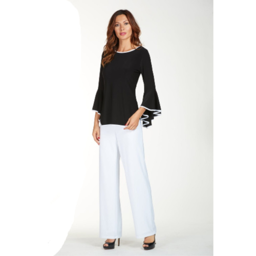 Frank Lyman Fully Lined Pull on Jersey Pant