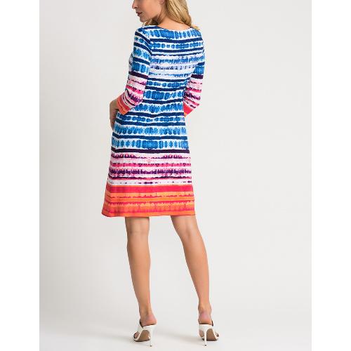 Joseph Ribkoff Multi Dress Style