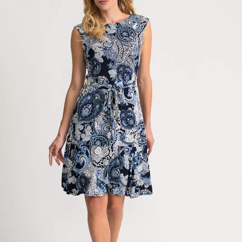 Joseph Ribkoff Multi Dress