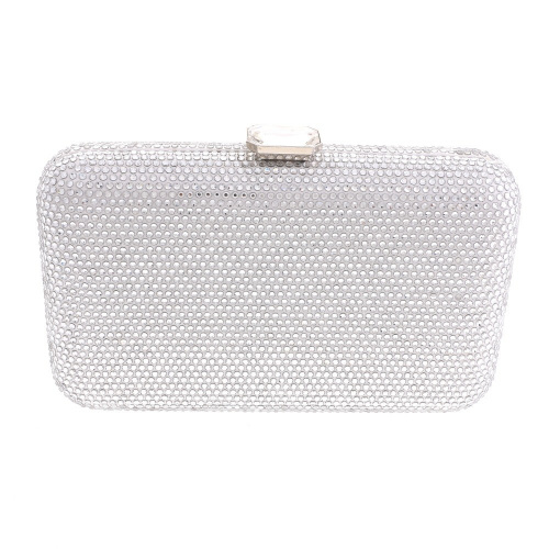 Rhinestone Evening Handbag