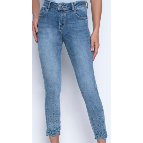 Frank Lyman Light Denim Jeans