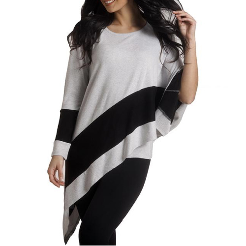 French Kyss Super Soft Asymmetrical Top