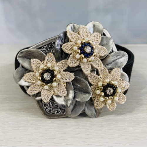 Floral Belt Lauren Hampton Helen Ainson Ct