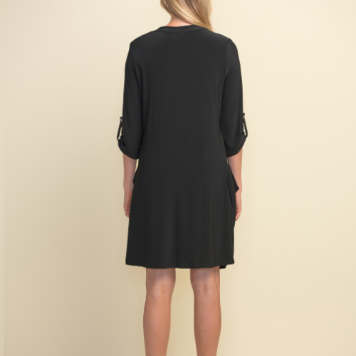 Joseph Ribkoff Zip Front Dress