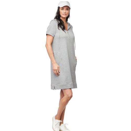 Carre Noir Grey Dress Helen Ainson