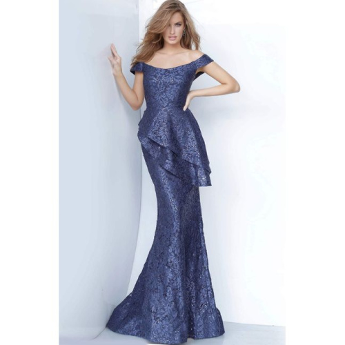 Jovani Evening gown 02911 mother of the Bride at Helen Ainson in Darien CT