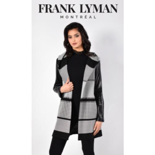 Frank Lyman Dog Tooth Jacket 213524