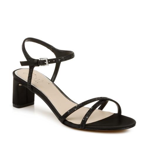 Omari II Buckle-Detail Block Heels
