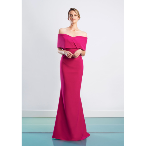 Daymor Off The Shoulder Gown 1471