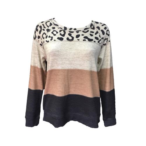 Round Neck Safari Sweater